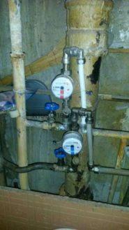 Замена счетчиков воды в Москве после 3