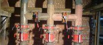 Монтаж пожарной насосной станции