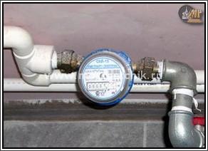 Как качественно установить водосчетчики