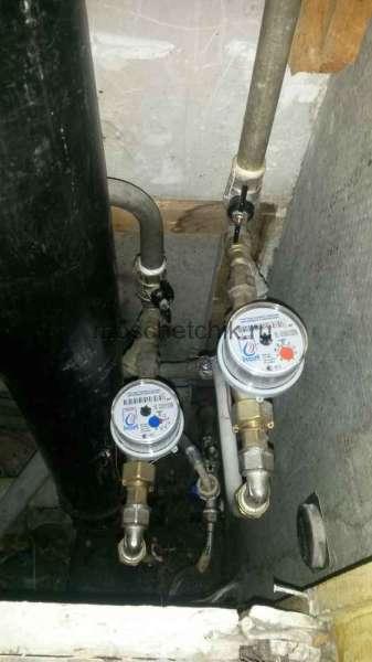 Замена счетчиков воды после 4